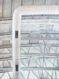 потолок высокий Стоковое Фото
