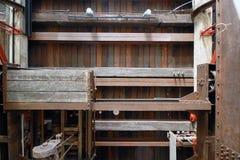 Потолок индустрии Стоковое Фото