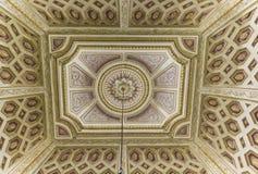 Потолок Казерты di Reggia Стоковые Фотографии RF