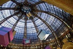 Потолок Лафайета галерей Стоковое Изображение