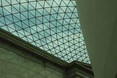 Потолок музея Brirish Стоковые Фотографии RF