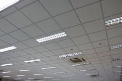 Потолок офиса Стоковые Изображения