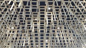 Потолок стула Стоковое Фото