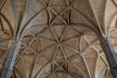Потолок христианской церков Стоковое Изображение