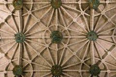 Потолок христианской церков Стоковые Изображения