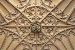 Потолок Tudor Стоковая Фотография RF