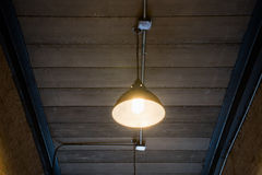 Потолочные лампы стоковая фотография rf