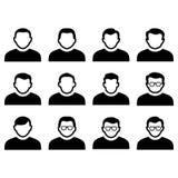 Потребители человека иллюстрация вектора