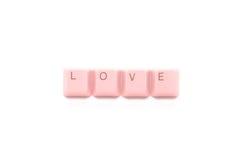 потребность влюбленности Стоковая Фотография