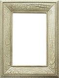 потрескиванная рамка отделки faux Стоковое Изображение RF