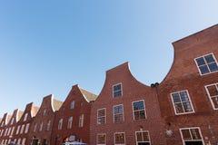 Потсдам, голландский квартал в Потсдаме, Германии Стоковая Фотография