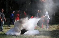 Потушите огонь стоковая фотография rf