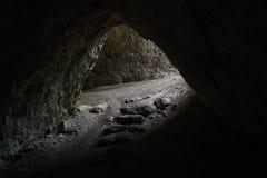 Похитители пещеры Стоковая Фотография RF