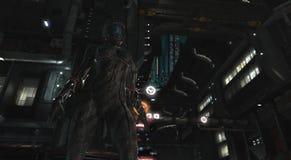 похититель Стоковая Фотография RF