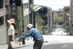 Похищение рывка Стоковое Фото