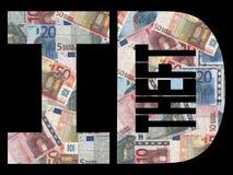 похищение тождественности евро бесплатная иллюстрация