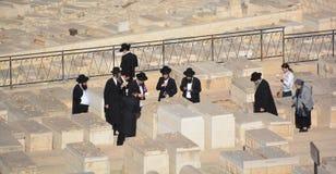 Похоронная церемония Стоковая Фотография RF