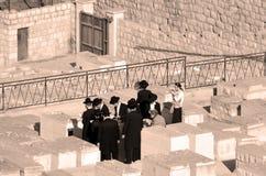 Похоронная церемония Стоковая Фотография