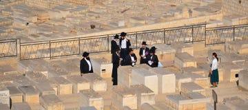Похоронная церемония Стоковые Изображения RF