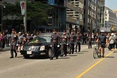 похоронное шествие s layton jack Стоковые Фото