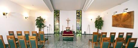 похоронный дом Стоковое Изображение RF