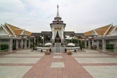 похоронный pyre тайский стоковые фото