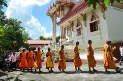 Похороны в Таиланде Стоковые Изображения RF