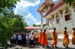 Похороны в Таиланде Стоковое Изображение