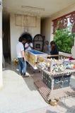 Похороны в Таиланде Стоковые Фото