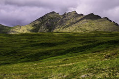 Поход Аляска Стоковое фото RF