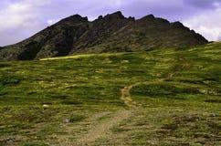Поход долины Стоковое Фото