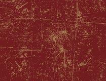 Поцарапанная поверхность металла Стоковая Фотография