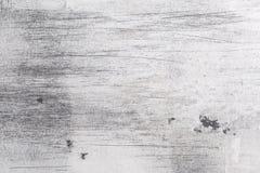 Поцарапанная поверхность таблицы Стоковая Фотография