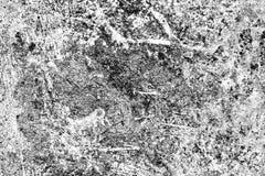 Поцарапанная предпосылка текстуры бетонной стены Огорченная каменная поверхность Стоковые Фотографии RF
