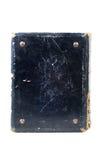 поцарапанная старая книги Стоковая Фотография