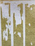поцарапанная стена Стоковое Фото