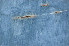 поцарапанный металл Стоковые Фото