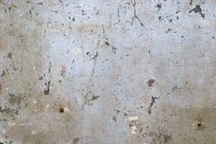 поцарапанный металл Стоковая Фотография RF
