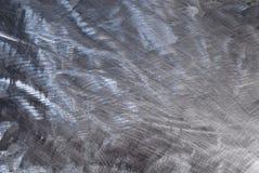 поцарапанный металл Стоковое Фото