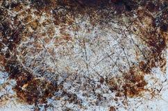 Поцарапал поверхностную эмаль Стоковые Изображения RF