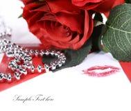 поцелуй габарита Стоковое Изображение RF