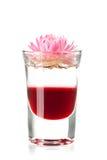 поцелуй цветка собрания коктеила Стоковая Фотография RF