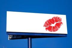 поцелуй Стоковые Фото