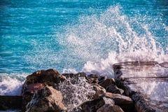 Поцелуй 3 моря Стоковая Фотография RF