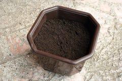 почва бака Стоковая Фотография RF