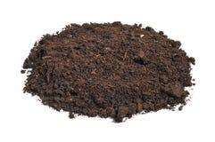 почва вороха Стоковое Изображение RF