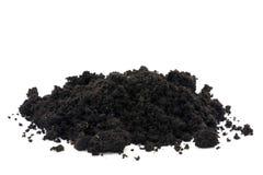 почва кучи Стоковое Изображение RF