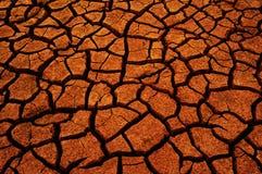почва предпосылки сухая Стоковые Изображения RF