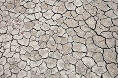 почва треснутая предпосылкой Стоковые Изображения