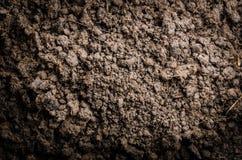 Почва для засаживать Стоковая Фотография